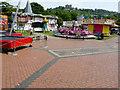 TR3141 : Manning and Thurston Fun Fairs, Pencester Gardens by John Baker