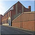 SK5640 : Gamble Street: Bertrand Russell House by John Sutton