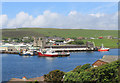 HU4038 : Scalloway from across the Voe by Des Blenkinsopp