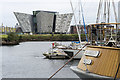 J3474 : Titanic Belfast and 'Kaskelot' by Rossographer