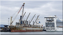 J3576 : The 'Silver Lady' at Belfast by Rossographer