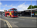 NS5964 : Tour bus on London Road by Thomas Nugent