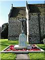 TM4362 : Leiston War Memorial by Adrian S Pye