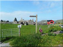 HU3630 : Access to the Beach by Des Blenkinsopp