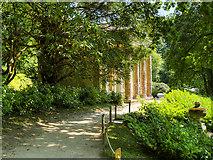 ST7734 : Stourhead Estate, The Temple of Flora by David Dixon