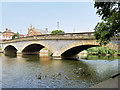 SP0443 : Workman Bridge, Evesham by David Dixon