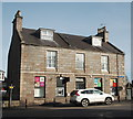 NJ7916 : Former Clydesdale Bank, Kintore by Bill Harrison