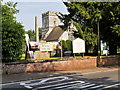 SP2069 : Rowington, Church of St Laurence by David Dixon