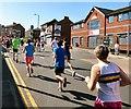 SJ9594 :  Hyde 7 Road Race 2017: Proceeding up Market Street  by Gerald England
