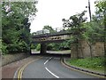 NZ2666 : Benton Bridge by Oliver Dixon