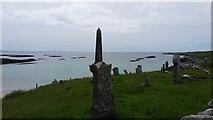 NM1253 : Burial Ground by Peter Mackenzie