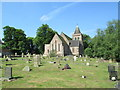 SJ9047 : St Mary's Church, Bucknall by David Weston