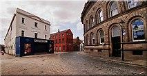 SE3033 : Crown Street, Leeds by Mark Stevenson