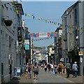 SW8032 : Church Street, Falmouth by Robin Drayton