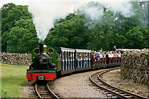 NY1700 : Departing From Dalegarth by Peter Trimming