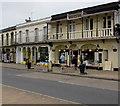 SS5147 : Dolly's Café/Swiss Café, Ilfracombe by Jaggery