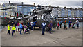 J5082 : RAF Puma helicopter, Bangor by Rossographer