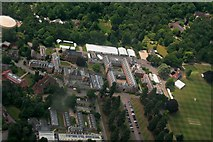 SU8363 : Wellington College: aerial 2017 (1) by Chris