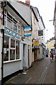 SS5533 : Fatbelly Fred's in Barnstaple by Jaggery