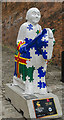 SK9771 : Lincoln Knights' Trail - Knight Jigsaw by Julian P Guffogg