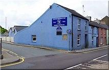 SM9537 : Fishguard & Goodwick Rugby Football Club / Clwb Rygbi Abergwaun ac Wdig, 61-63 West Street, Fishguard, Pembs by P L Chadwick