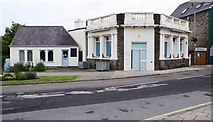 SM9537 : The former HSBC bank, 18 West Street, Fishguard, Pembs by P L Chadwick