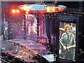 TQ1985 : One Night Only - Jeff Lynne's ELO at Wembley 2017 by Richard Humphrey