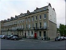ST5773 : Vyvyan Terrace, Clifton Park by Alan Murray-Rust