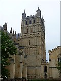 SX9292 : Exeter Cathedral [3] by Michael Dibb
