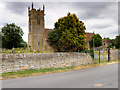 SP0846 : The Parish Church St Nicholas, Middle Littleton by David Dixon