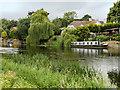 SP0951 : River Avon at Bidford by David Dixon