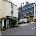 SY3392 : The Slice Pizzeria in Lyme Regis by Jaggery