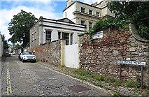 ST5773 : Cobblestone Mews by Anne Burgess
