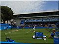 TV6198 : Devonshire Park - court 1 by Paul Gillett