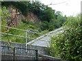 ST5673 : Big slide, Avon Gorge by Alan Murray-Rust