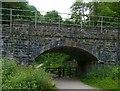 ST5673 : Railway bridge, Nightingale Valley by Alan Murray-Rust