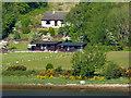NN0874 : Loch Linnhe, Trioslaig by David Dixon