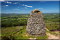 S0411 : Ascent of Sugarloaf Hill via the Samuel Grubb monument (3) by Mike Searle