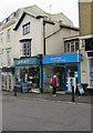 SY3492 : Tenovus, 28 Broad Street, Lyme Regis by Jaggery