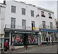 SY3492 : Mountain Warehouse, 22 Broad Street, Lyme Regis by Jaggery