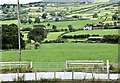 J3295 : Gates and fields, Ballybracken, Ballynure/Larne (July 2017) by Albert Bridge
