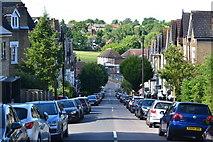 TQ3270 : Rockmount Road by David Martin