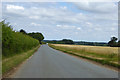 TL8068 : Road from Risby to Flempton by Robin Webster