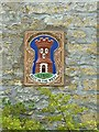 ST8291 : West Country Ales plaque, Royal Oak, Leighterton by Alan Murray-Rust