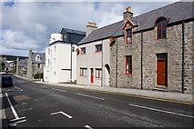 HU4741 : Harbour Street, Lerwick by Ian S