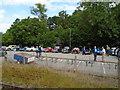 TQ5434 : Historic Cars - Eridge Station Car Park by Paul Gillett