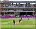 TQ2682 : Lord's: the winning run in the 2017 One Day Cup Final by John Sutton