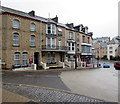 SS5147 : Three-storey houses, Church Street, Ilfracombe by Jaggery