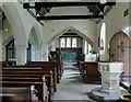 ST8291 : Church of St Andrew, Leighterton by Alan Murray-Rust