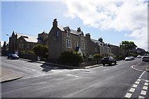 HU4741 : Houses on St Olaf Street, Lerwick by Ian S